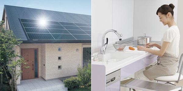家族が増えれば光熱費も増大に太陽光発電のすすめ